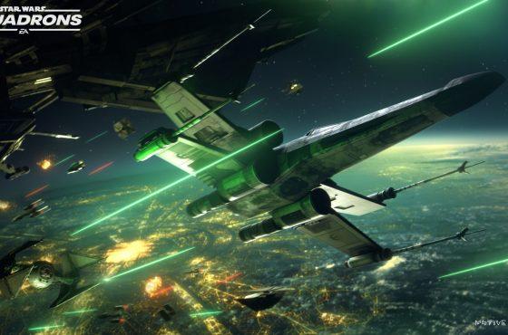 Nuevos detalles y video de Star Wars: Squadrons
