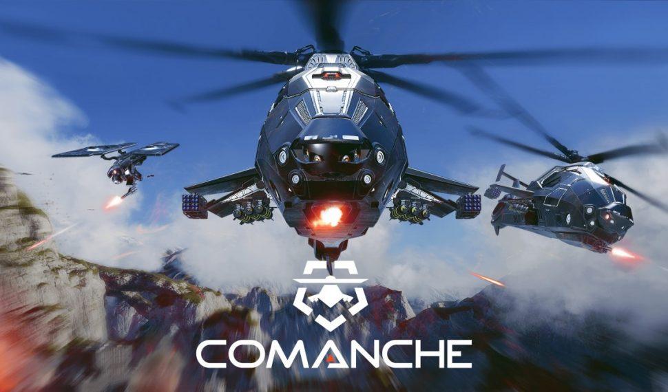 Comanche – Impresiones