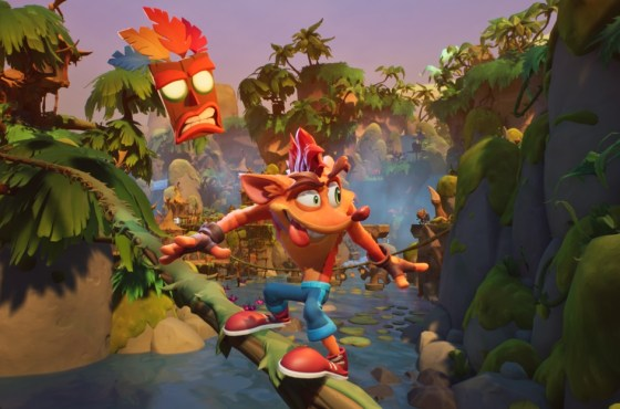 Crash Bandicoot 4: It's About Time llega en Octubre