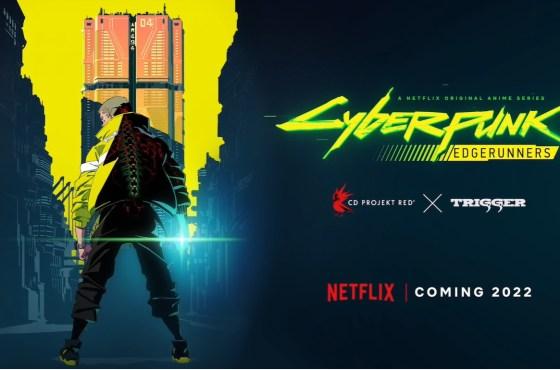 Cyberpunk Edgerunners Anunciado