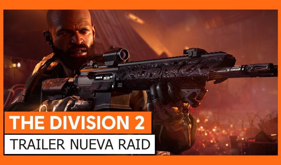 """Nueva Raid """"Operación Caballo de Hierro"""" en The Division 2"""