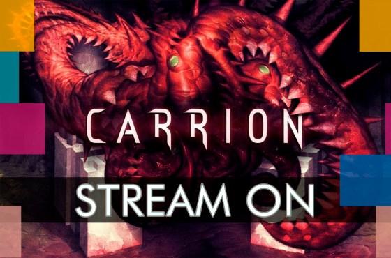Stream Diario: Carrion