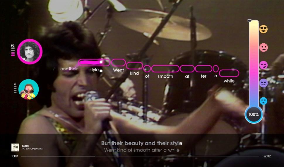 'Let's Sing Queen' está listo para rockear el escenario