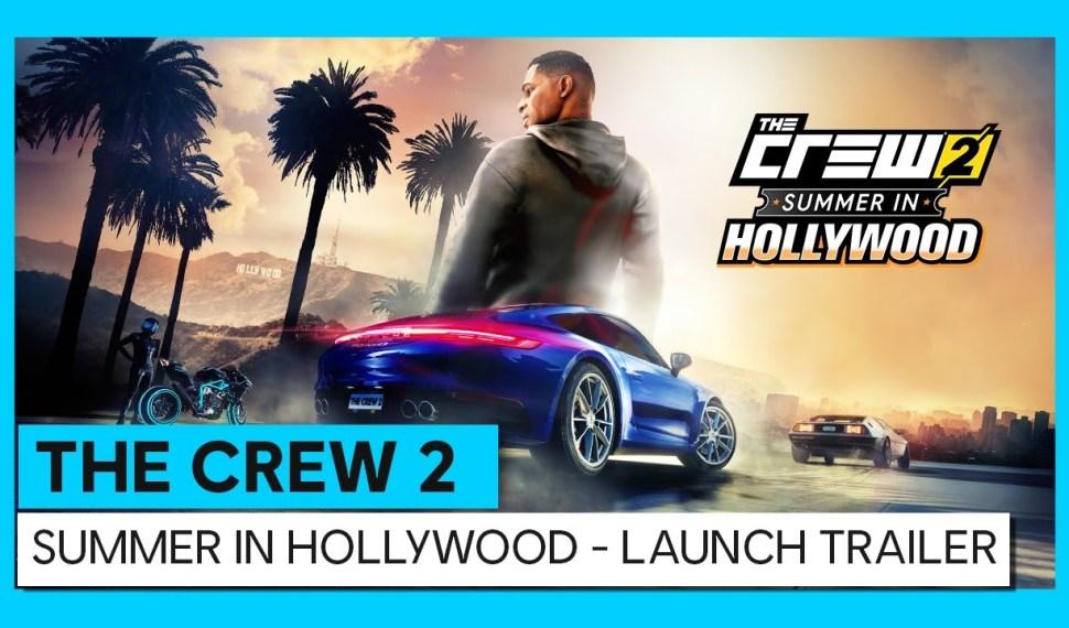The Crew 2 con nueva actualizacion gratuita