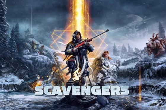 Scavengers llegará a comienzos de 2021