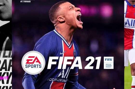 FIFA 21 ya disponible en la nueva generación de consolas