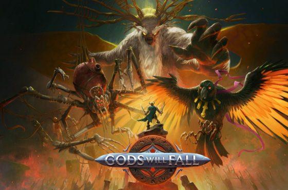 Anunciado Gods Will Fall