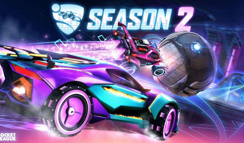 La Segunda Temporada de Rocket League comienza el 9 de diciembre