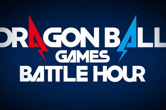 Bandai Namco anuncia su evento en línea Dragon Ball Games Battle Hour