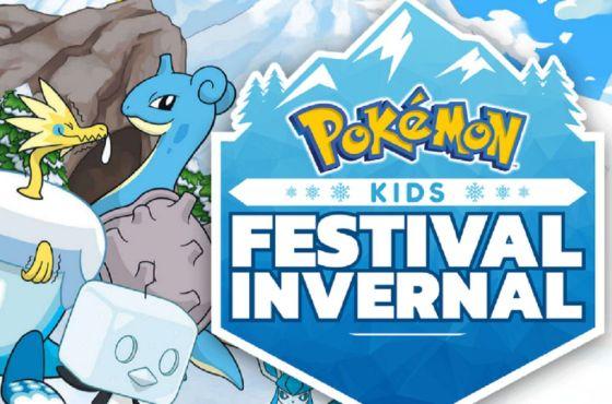 Disfruta de las fiestas con Pokémon Kids: Festival de Invierno