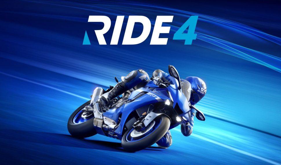 RIDE 4 Ahora Disponible para PlayStation 5 y Xbox Series X|S