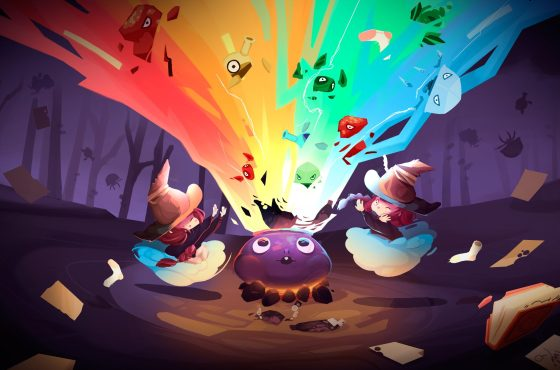 Magic Twins llegará a Nintendo Switch y Steam en primavera