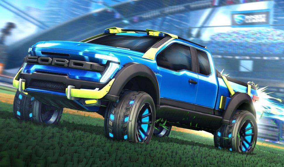Psyonix y Ford anuncian colaboración en Rocket League