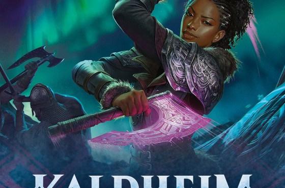 Kaldheim, el nuevo set de cartas de Magic: The Gathering
