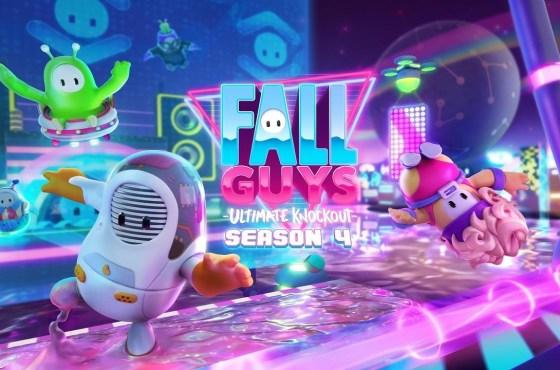 Fall Guys prepara la Temporada 4