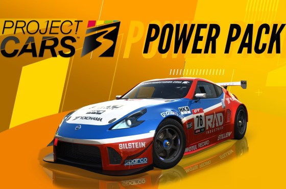 "El DLC ""Power Pack"" ya está disponible para Project CARS 3"