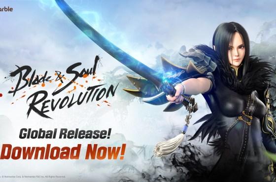 Blade & Soul Revolution ya está disponible en dispositivos móviles