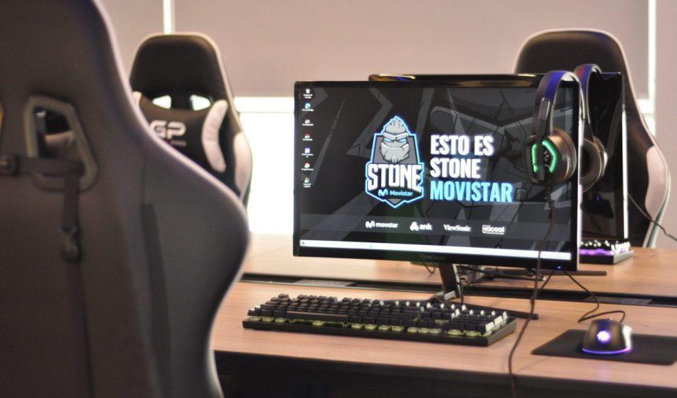 Stone Movistar presenta su academia de gaming
