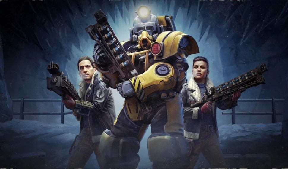 Nueva nueva actualización de Fallout 76: Locked & Loaded