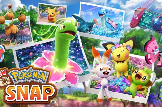 "Pokémon GO y New Pokémon Snap anuncian una colaboración: La ""Celebración De New Pokémon Snap"""