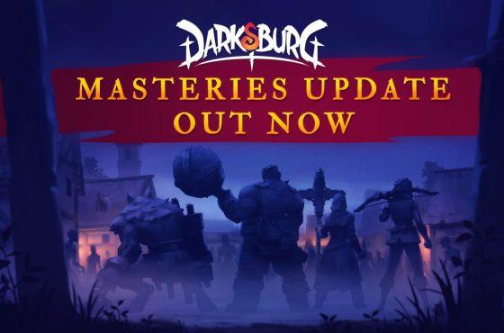 Darksburg recibe la actualización Masteries