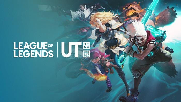 Primera colaboración entre UNIQLO y Riot Games