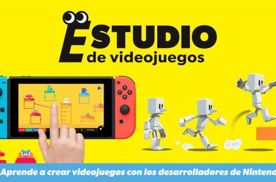 Estudio de videojuegos llega a Nintendo Switch