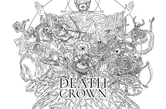 Death Crown llega la próxima semana