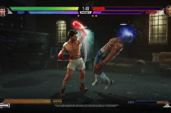Big Rumble Boxing: Creed Champions llegará a consolas y PC