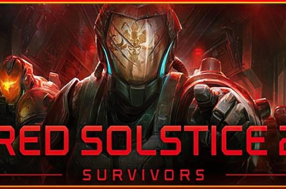 Red Solstice 2 Survivors ya a la venta