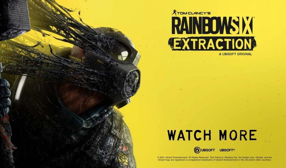 Rainbow Six Extraction, será revelado por completo el próximo 12 de junio