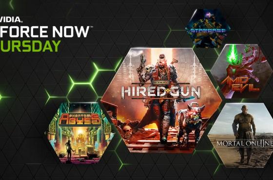 Esta semana llegan 38 juegos más en streaming con GeForce NOW