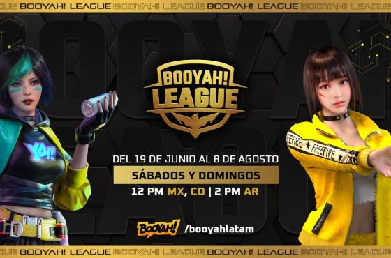 Booyah! League repartia $20,000 dolares de los mejores Latinoamerica