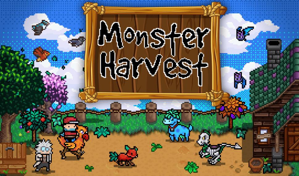 Monster Harvest, nuevo juego de Merge Games