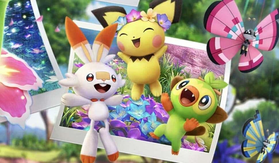 Actualización de contenido gratuita para New Pokémon Snap a partir del 3 de agosto