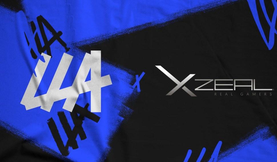 Xzeal es nuevo sponsor de LLA