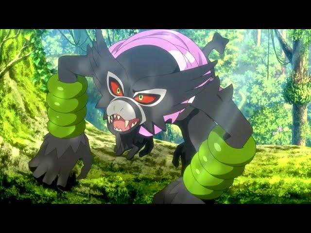 """Nueva película animada """"Pokémon: Los Secretos de la Selva"""""""