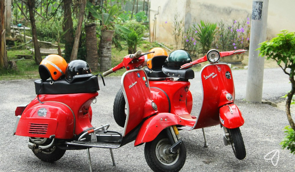 5 ways to enjoy your Vespa adventure in Hulu Langat