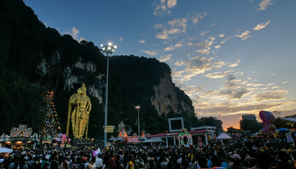 7 temples in Malaysia to watch the Thaipusam procession