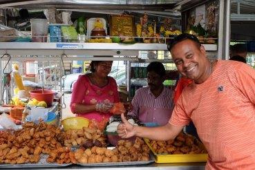 Tasting Malaysia on the KL Heritage Food Walk
