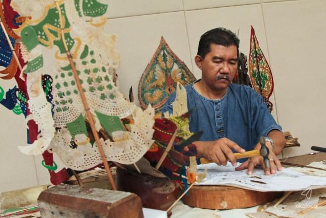 Mohd Jufry Wayang Kulit