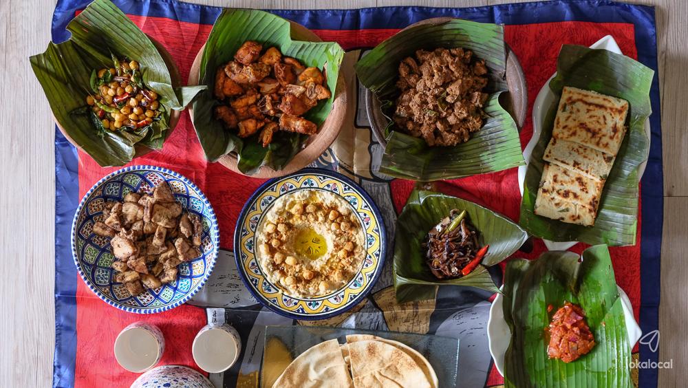The First Sri Lankan-Lebanese Fusion Cuisine in Malaysia