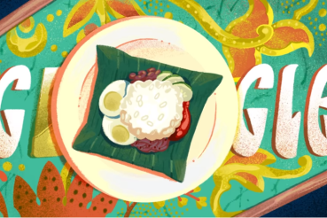12 Google Doodles that Capture the Wonders of Malaysia
