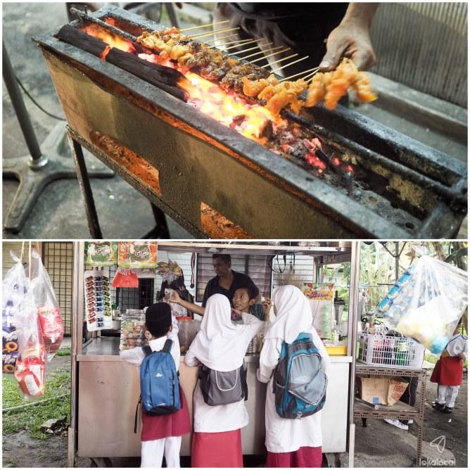 Kampung Baru comes to life
