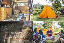 Off Grid Glamping in Semenyih: Know Before You Go - www.lokalocal.com