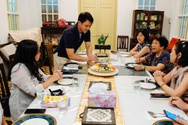 Penang's Delicious Supper Clubs & Private Home Dining - www.lokalocal.com