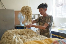 Jenjarom's Iconic Noodles: Tim Fatt Noodles - www.lokalocal.com - find more on LokaLocal