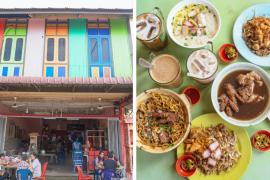 Bagan Datuk's Favourite Kopitiam: Sin Chin Sun Restaurant - LokaLocal