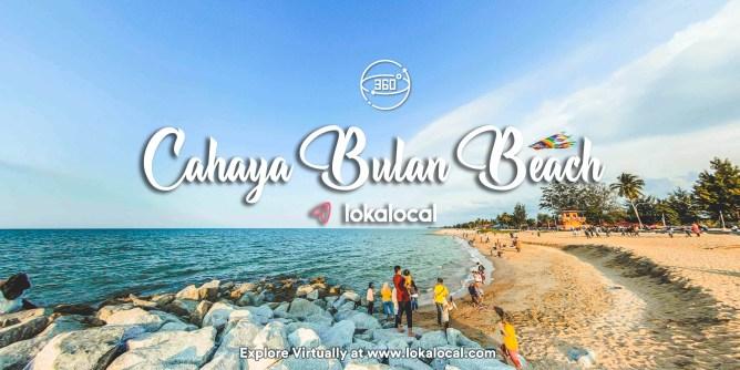 Ultimate Virtual Tours in Malaysia - Cahaya Bulan Beach - www.lokalocal.com