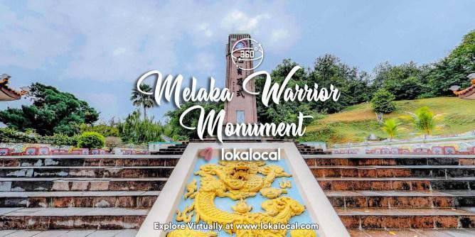 Ultimate Virtual Tours in Malaysia - Melaka Warrior Monument -www.lokalocal.com